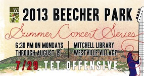 Beecher Park Summer Concert Series