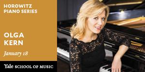 Olga Kern at Morse Recital Hall - Yale School of Music