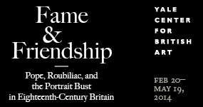 Fame & Friendship at Yale Center for British Art