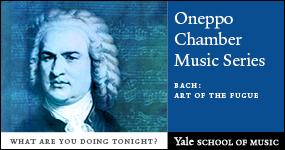 Art of the Fugue - Morse Recital Hall - October 28, 2014