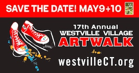 Westville Village Artwalk - May 9 & 10, 2014