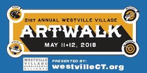 Artwalk 21 on May 11 and 12, 2018