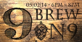 Brew On9 - May 2, 2014