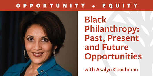 Black Philanthropy Month - The Community Foundation for Greater New Haven