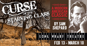 Curse of the Starving Class at Long Wharf Theatre