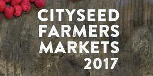2017 Season Kick-off at CitySeed Farmers' Markets