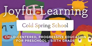 Joyful Learning at Cold Spring School