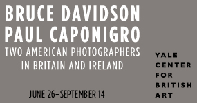 Bruce Davidson and Paul Caponigro - Yale Center for British Art