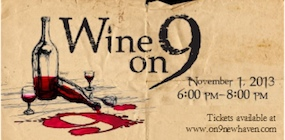 Wine On9 - November 1, 2013