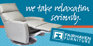 Comfort Recliners at Fairhaven Furniture