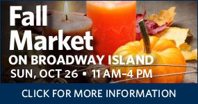 The shops at Yale Fall Artisan Market Sunday October 26, 2014