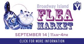 Broadway Island Flea Market - September 14, 2014