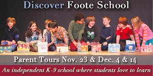 Foote School Parent Tours