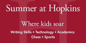Summer School at Hopkins