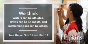 Hopkins School - Take a Tour