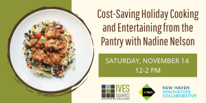 Holiday Cooking with Nadine Nelson