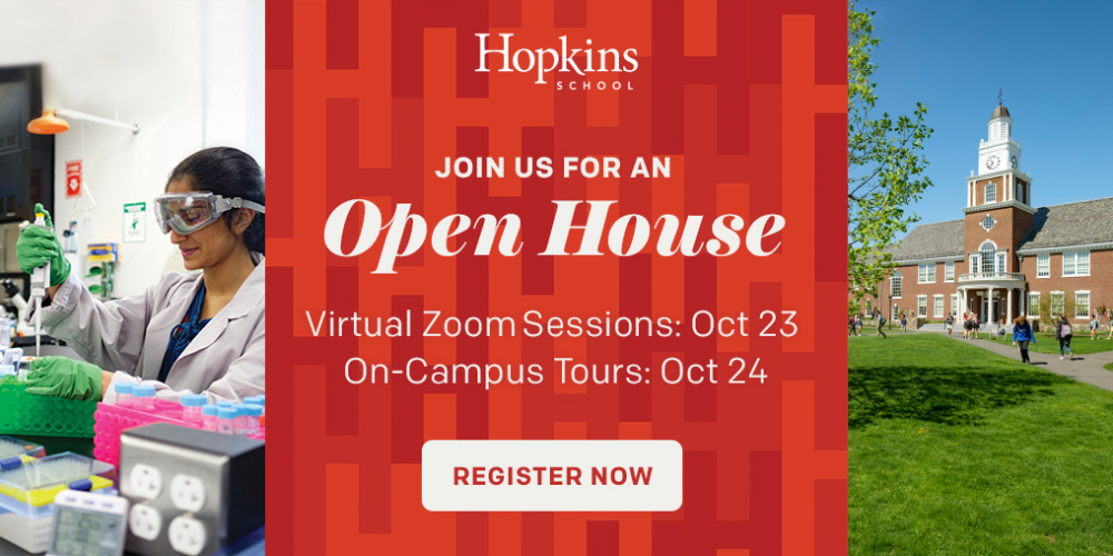 Open House at Hopkins