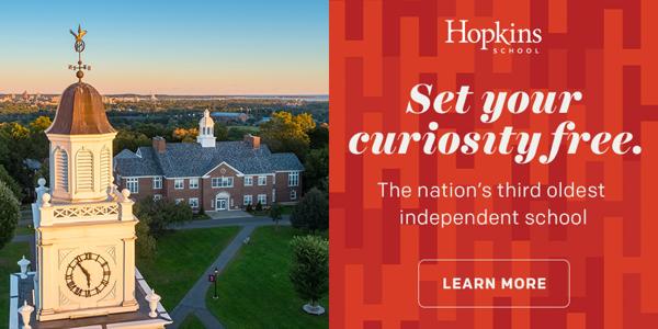 Hopkins School - Set Your Curiosity Free