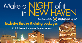 Make a night of it in New Haven