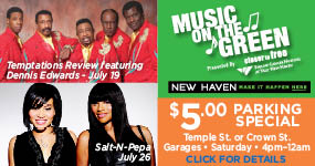 Music on the Green 2014 - Sat 7/19 & Sat 7/26 at 7pm