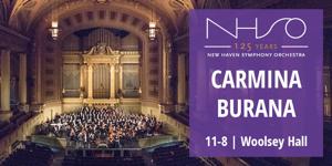 New Haven Symphony Orchestra presents Carmina Burana