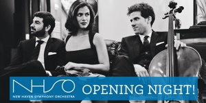 New Haven Symphony Orchestra - Opening Night 2017