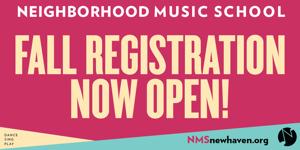 Neighborhood Music School - Fall 2017 Registration