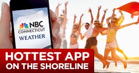 NBC Connecticut Weather App
