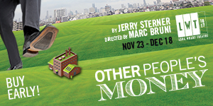 Other People's Money at Long Wharf Theatre