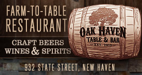 Oak Haven Table & Bar in New Haven