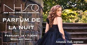 New Haven Symphony Orchestra Parfum de la Nuit