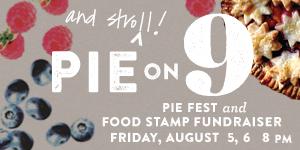 Pie On9 2016