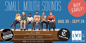 Small Mouth Sounds at Long Wharf Theatre