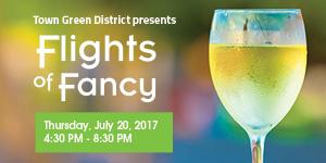 Flights of Fancy - July 20, 2017