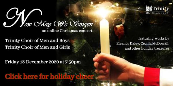 Trinity Church on the Green Annual Christmas Concert