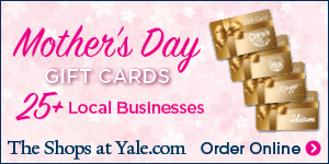 Mother's Day Gift Cards - The Shops at Yale