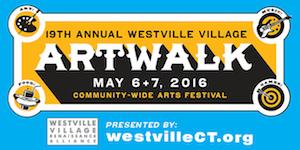 Westville Village Artwalk 2016