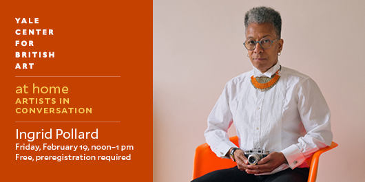 Ingrid Pollard in Conversation - Yale Center for British Art