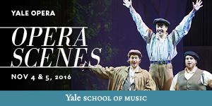 Yale Opera - Fall Scenes 2016
