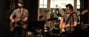 Seth Adam and friends at Stella Blues