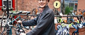 Melinda Tuhus | Elm City Cycling