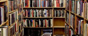 The Book Trader Café