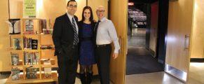 Steve Scarpa, Sunnie Sette, and Chris Korenowski