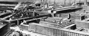 Winchester Repeating Arms Company factory circa 1920