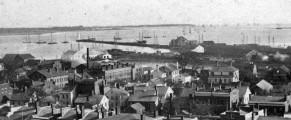 Long Wharf circa 1868