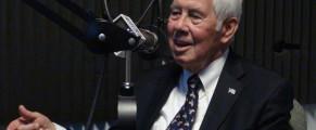 Former Senator Richard Lugar