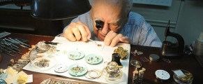 Gershon Perecman of Perecman Jewelers
