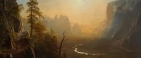 """Yosemite Valley, Glacier Point Trail"" by Albert"