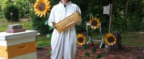 Catherine Wolko of The Humble Bee Honey Company