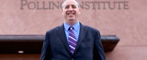 Doug Schwartz, director of the Quinnipiac Polling Institute